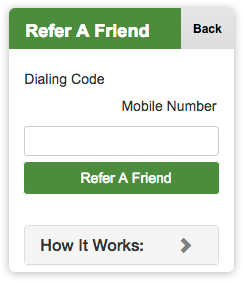Betway reffer a friend bonus