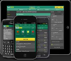 Bet365 Mobile Tablet