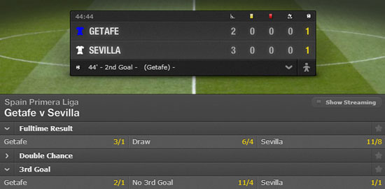 Bet365 sports picture