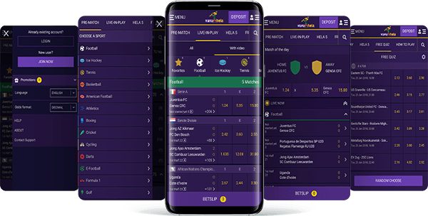 Helabet mobile version